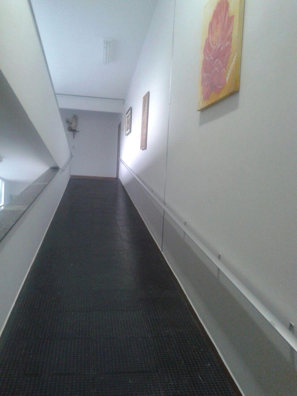 Rampas de Acesso aos andares